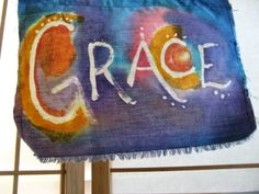 It is all about Grace - flag
