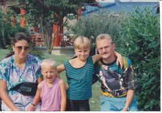 Gabi , Marcel , Patrick , Heinz
