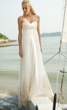 ♥ Beach Wedding Style