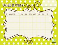 Chore Charts For Teens | Kids' Chore Charts | Just Something I ...