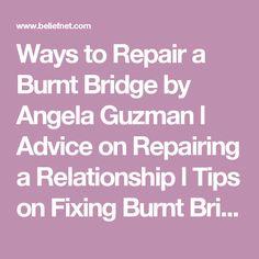 Rebound relationship advice