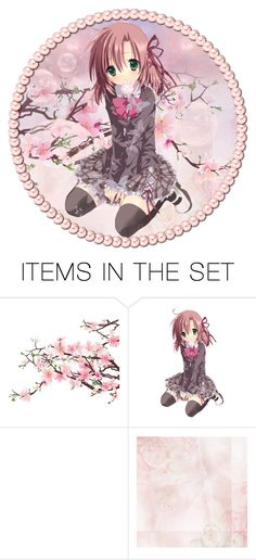 """""""Let those flowers go"""" by violetroselavender ❤ liked on Polyvore featuring art"""