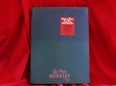 Brand New Rare Lady Gaga The Fame Monster Super Deluxe Edition Book- Cd Box Set