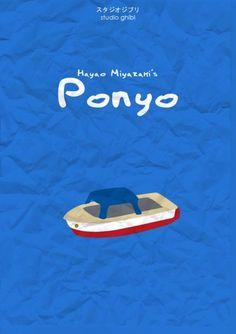 Gake no ue no Ponyo, Hayao Miyazaki, 2008