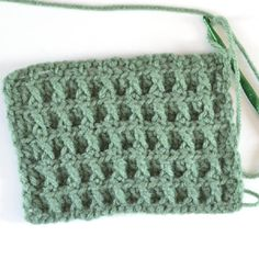 Want a simple but impressive crochet pattern? Block crochet uses simple stitches in an easy to follow pattern for very intricate looking results!