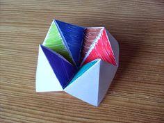 Kukkapitsiä: Kirppu Diy And Crafts, Paper Crafts, 90s Kids, Some Fun, Origami, Coasters, Tissue Paper Crafts, Paper Craft Work, Coaster
