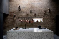 Peter's HouseCopenhagen, 2015The renowned photographer Peter Krasilnikoff commissioned us for his private residence in Copenhagen. Our inspiration evolved from worn-out warehouses and factories with their blackened steel and old bricks; a concept...