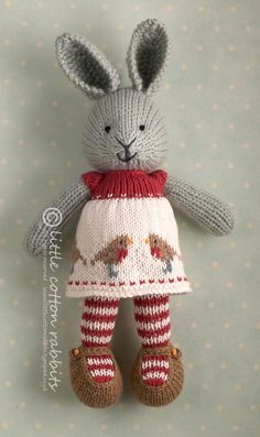 Ruby by Little Cotton Rabbits