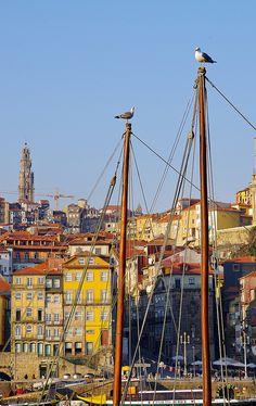 Porto DownTown,  Portugal enjoy portugal holidays www.enjoyportugal.eu