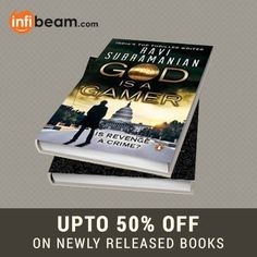 Get Up to 50% OFF on Newly Released Books !   #Books #NewBooks #NewReleases #Discount #Novels