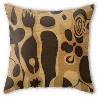 Pillow based on 'Incantation'