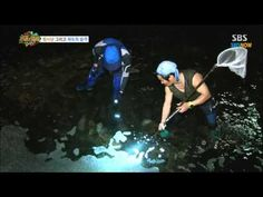SBS [정글의법칙] - 정글 메추라기 3종 코스요리 먹방 - YouTube
