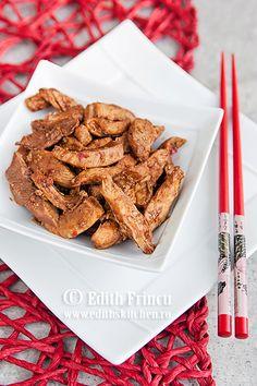 Pui in stil asiatic - Edith's Kitchen