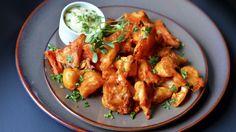 Vegan Cauliflower Buffalo Wings - Low Fat & Gluten Free Rich Bitch Cooking Blog