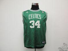 Adidas Boston Celtics Paul Pierce #34 Basketball Jersey sz Youth XL Extra Large #adidas #BostonCeltics  #tcpkickz