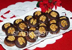 Kakaové dortíčky s nutellovým krémem – Hančiny Sladkosti.net