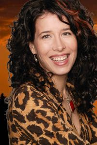Andrea Menard  http://www.andreamenard.com/  http://www.imdb.com/name/nm1057159/