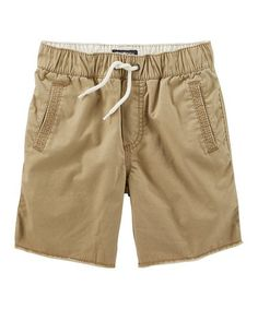 Toddler Boy Pull-On Camp Shorts from OshKosh B'gosh. Shop clothing & accessories from a trusted name in kids, toddlers, and baby clothes. Little Boy Outfits, Toddler Outfits, Baby Boy Outfits, Kids Outfits, Baby Boy Fashion, Fashion Kids, Toddler Fashion, Fashion Outfits, Toddler Jeans