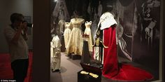Buckingham Palace hosts an exhibition of Queen Elizabeth's coronation