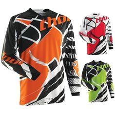 2014 Thor Phase Mask Youth Motocross Jerseys