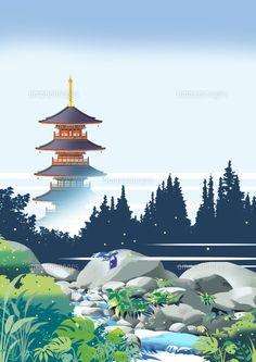 森の五重塔 (c)KAWANO Ryuji