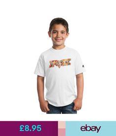 Boys' Clothing (2-16 Years) Fox Racing Boys Digitized Tee T-Shirt Motocross Mx Bmx Kids Youth White #ebay #Fashion