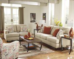 Suburban furniture grouping 2