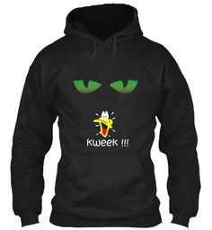 Kweek!!! Black T-Shirt Front