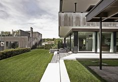 #architektur #architekturschweiz #architekturzürich #architekturbüro #designhaus #interiordesign #design Style At Home, Interiordesign, Mansions, House Styles, Home Decor, Terrace, Haus, Luxury Houses, Interior Design