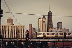 The El - Chicago, Illinois