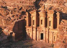 Jordan Petra Tempel