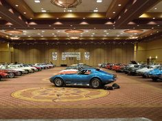 Come to the Lone Star Regional Classic Corvette Show in Frisco this weekend! Don't miss this opportunity to view classic cars, meet with vendors and participate in a silent auction!