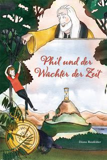 Büchereckerl: Phil und der Wächter der Zeit