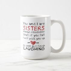 Ravishing Small kitchen remodel ideas before and after tips,Small kitchen remodel ideas white cabinets tricks and Kitchen remodel st louis. Funny Coffee Cups, Funny Mugs, Coffee Mugs, Coffee Quotes, Coffee Humor, St Louis, Sister Quotes Funny, Funny Sister Gifts, Brother Gifts