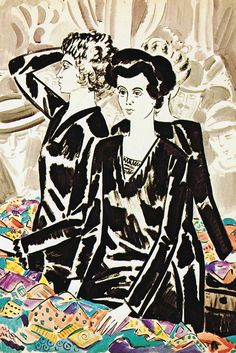 by Frans Masereel (Belgian 1889 - Alfred Stevens, Artsy Fartsy, Watercolor Paintings, Artist, Prints, Fictional Characters, Darkness, Image, Portraits