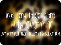 love all, trust few.
