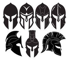 Spartan Helmet Mask DXF files cut ready for CNC machines and designed to be cut for plasma, laser and water jet cutters and can be scaled to any size to fit your design needs. It is magic elements of your garden and home decor. Bild Tattoos, Sexy Tattoos, Small Tattoos, Tattoos For Guys, Sleeve Tattoos, Tribal Tattoos, Spartanischer Helm, Britney Spears Tattoos, Phenix Tattoo
