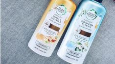 Clean Shampoo Should Be a Part of Your Routine: Discover Herbal Essences Hair Care Brands, Hair Cleanse, Herbal Essences, Sulfate Free Shampoo, Frizz Control, Brittle Hair, Growing Seeds, Roasted Carrots, One Hair