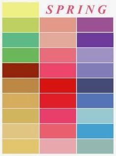 Spring color palette - inspiration for outfits and home decor colors Mehr Color Type, Colour Board, Spring Color Palette, Spring Colors, Light Spring Palette, Home Decor Colors, Colorful Decor, Colour Schemes, Color Combos