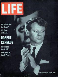LIFE Magazine JFK Cover