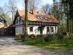 Zielona Góra Obrzycko - Domek Ogrodnika