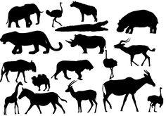 African Animals by Lukasiniho.deviantart.com on @deviantART