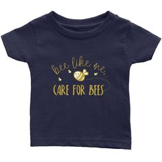 Bee like me youth shirt youth and products for I like insects shirt
