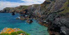 Legends, surfing and a stunning coastline. Cornish Coast, Cornwall;