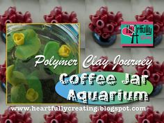 HeArtfully Creating: HeArtfully Creating: Polymer Clay Journey Learn Wi...