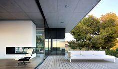 House in Costa d'en Blanes by SCT Estudio de Arquitectura #architecture #decor #decoration #interior #design #house #home #modern #contemporary