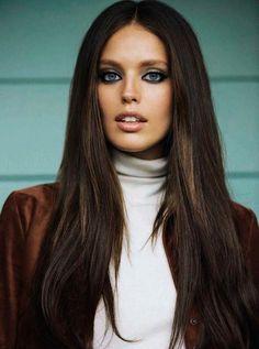 Emily Didonato for Glamour Spain September 2015 by Yu Tsai