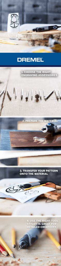Engraving: How to get started.