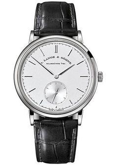 A. Lange & Sohne - Saxonia Automatic Watch 380.026