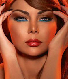 Maquillage libanais 32